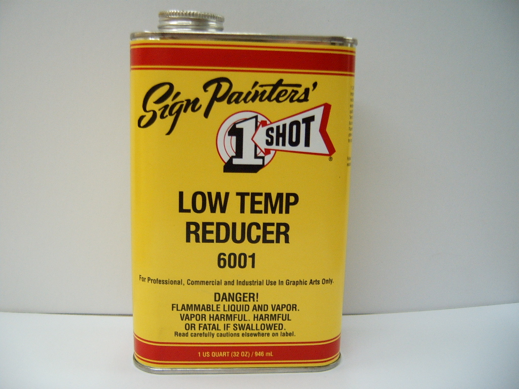 One Shot Low Temp Reducer qt