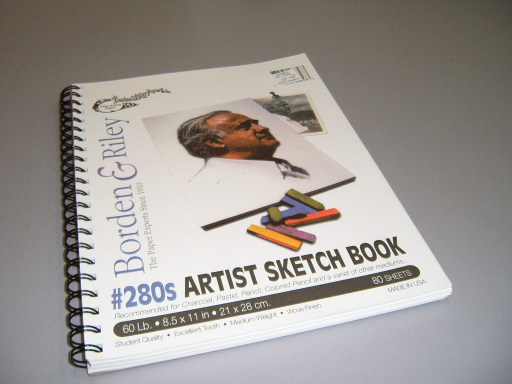 Borden & Riley 280s Sketchbook
