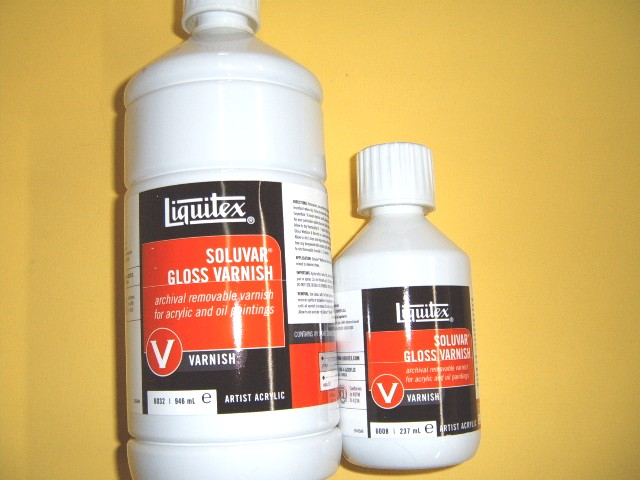Liquitex Soluvar Varnish