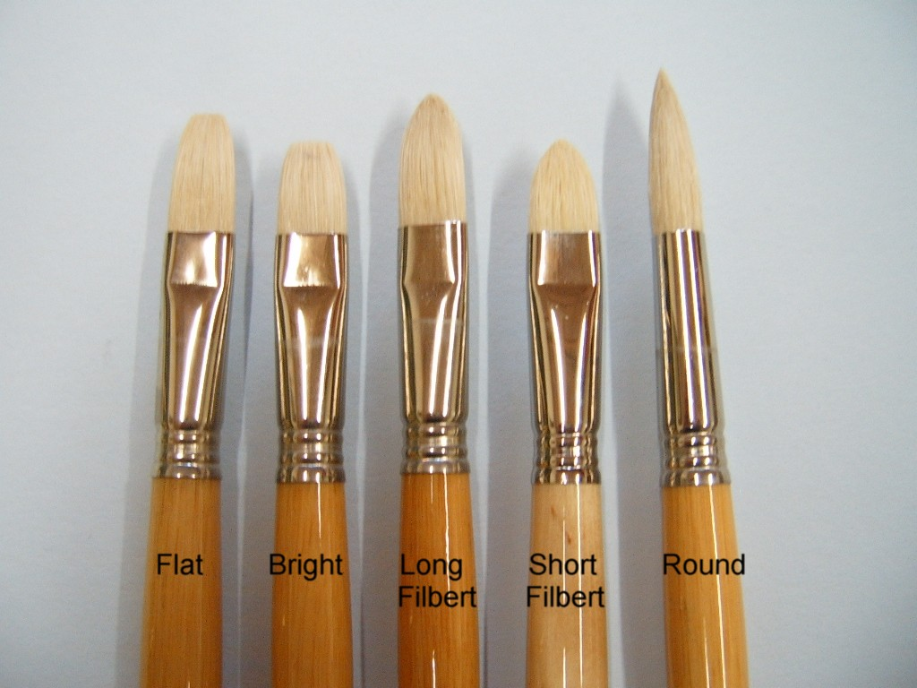 Escoda Clasico Bristle Brushes