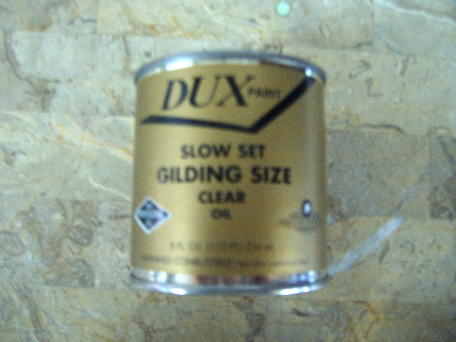 Dux Slow Set Gilding Size