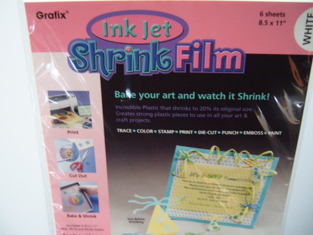 Grafix Shrink Film