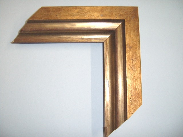 Two Tone Gold Frame
