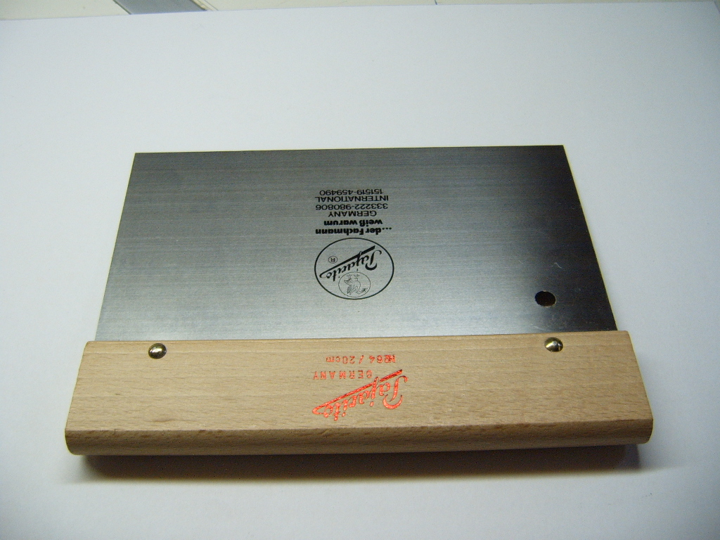 Rectangle Surface Knife