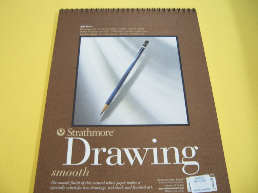 Strathmore 400 Drawing Pad