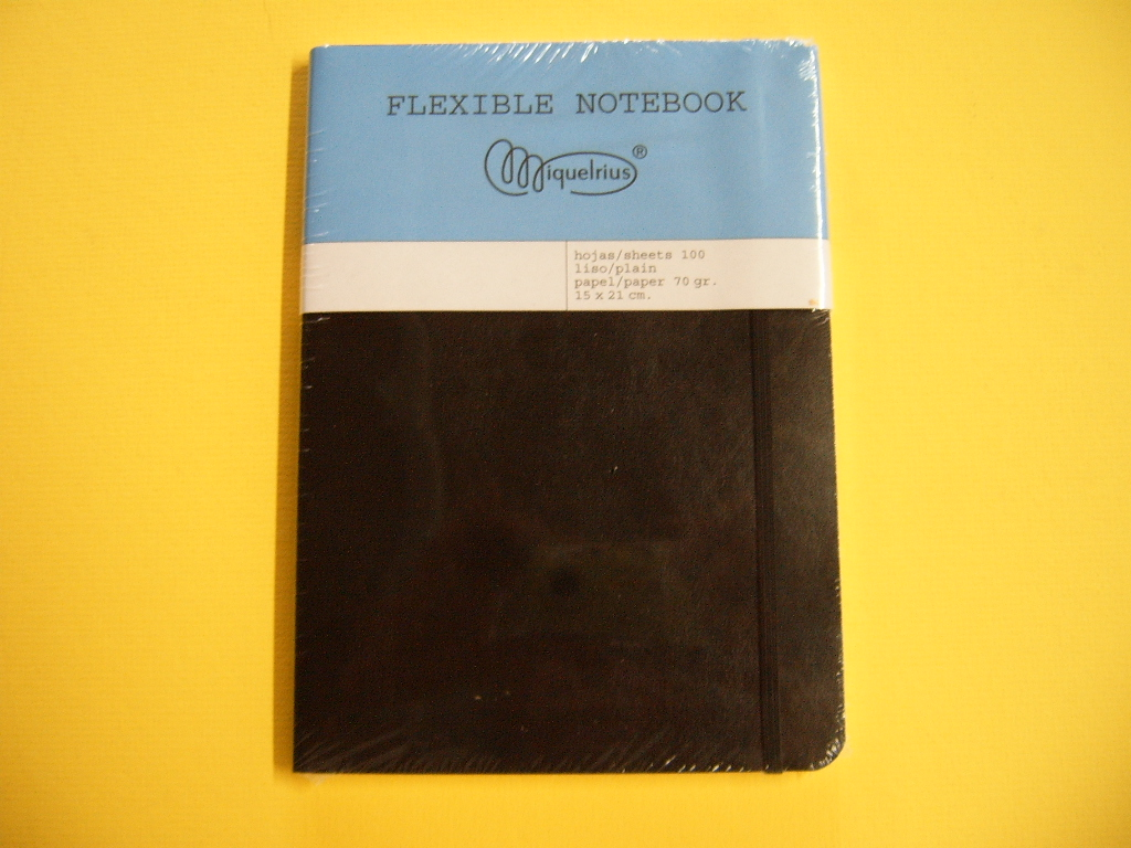 Miquelrius Flexible Cover Sketchbook