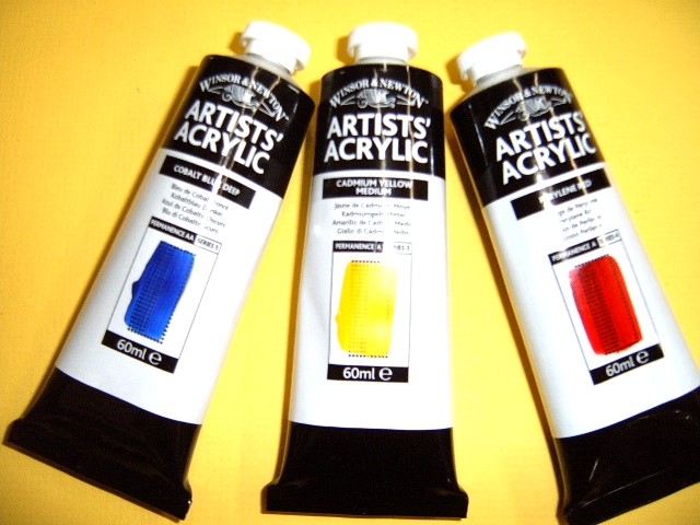 Winsor Newton Artists' Acrylic