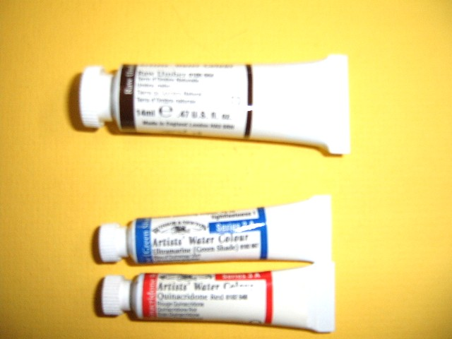 Winsor Newton Artist Watercolour