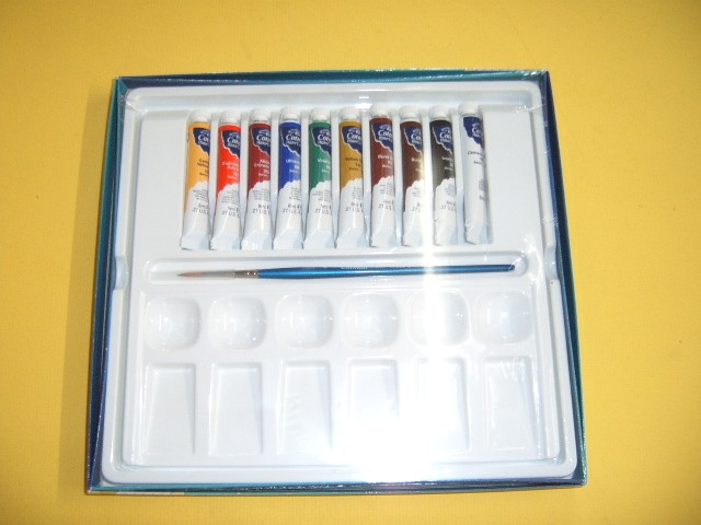 Cotman Watercolor Set